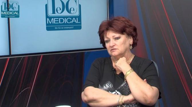 Monica Pop nu are cancer
