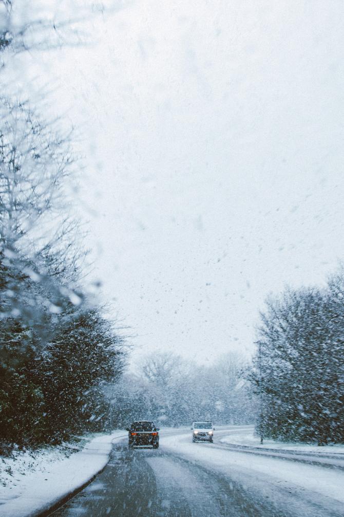 Iarna. Foto: Lisa Fotios - Pexels