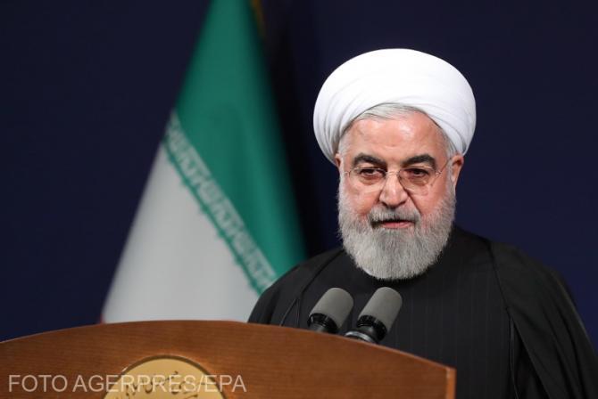 Iranul îi cere lui Joe Biden să ridice ''necondiţionat'' sancţiunile SUA impuse de Donald Trump / Foto Agerpres