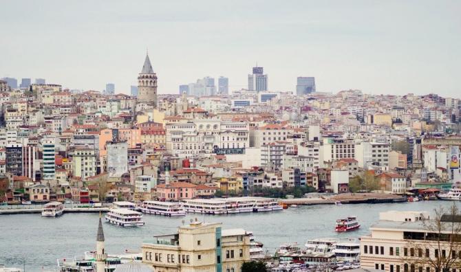 Istanbul rezerve apa