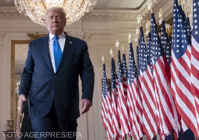 Jack Dorsey recunoaște. Blocarea lui Trump pe Twitter creează un precedent 'periculos' / FOTO: Agerpres