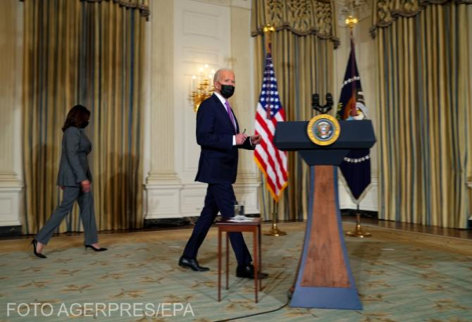 Joe Biden, președintele Statelor Unite ale Americii