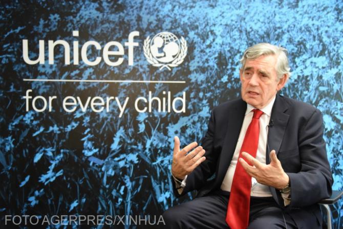 Premierul Gordon Brown este nemulțumit cu modul în care este condus Regatul Unit