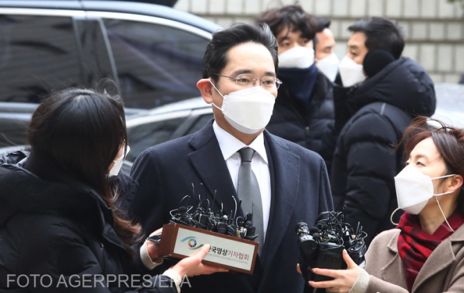 Lee Jae-yong revine în închisoare