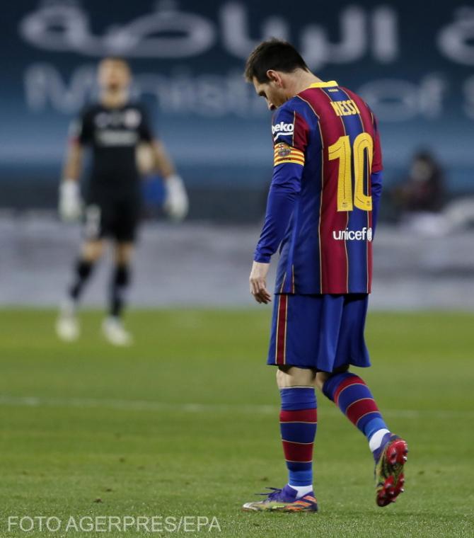 City insista pentru Messi