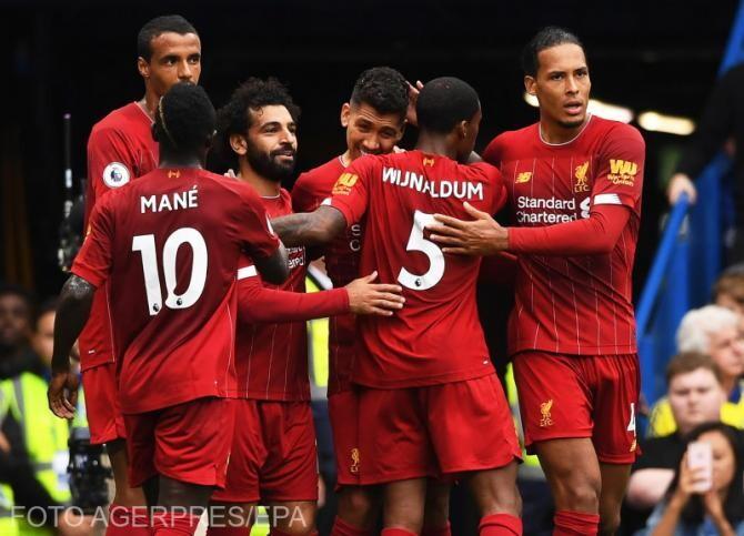 Liverpool revine în lupta pentru titlu în Premier League după meciul cu Tottenham, echipa lui Mourinho. Vezi golurile - VIDEO