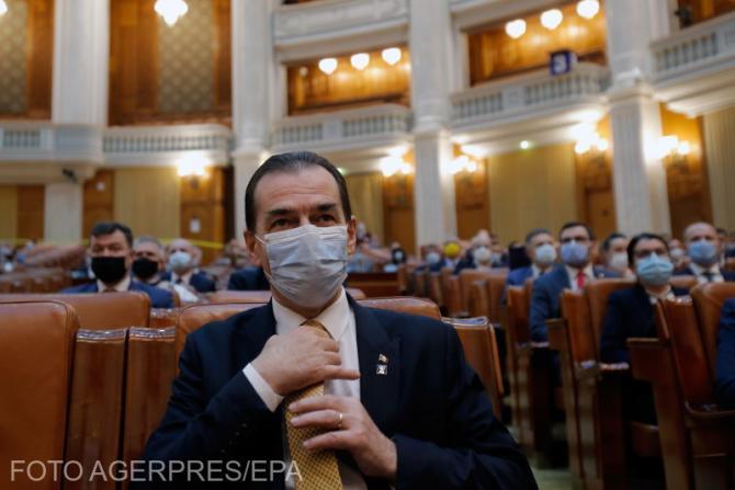 Ludovic Orban: Pensiile vor crește de la 1 IANUARIE 2022