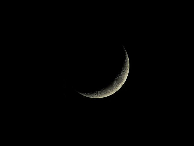 Luna Noua. Sursa foto: Pexels.