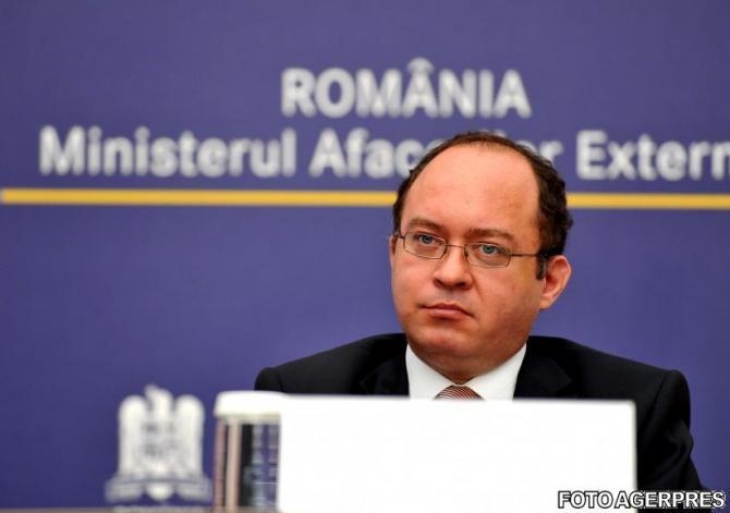 MAE. Ministrul Aurescu a salutat decizia SUA de revenire în Acordul de la Paris