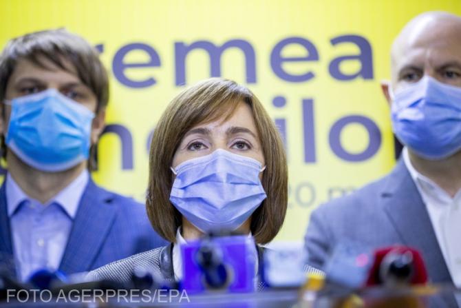 Maia Sandu, la prima şedinţă a Consiliului Suprem de Securitate: Corupția e cel mai mare pericol pentru Republica Moldova și cetățenii săi