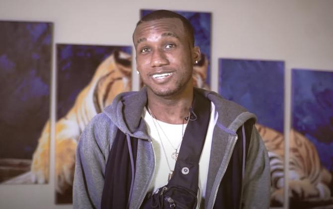 Hopsin își îndeamnă fanii să meargă la psiholog