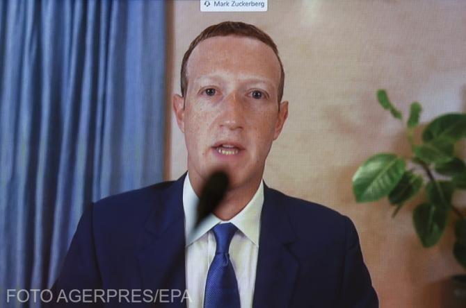 Zuckerberg este hotărât să Facebook-ul de politică