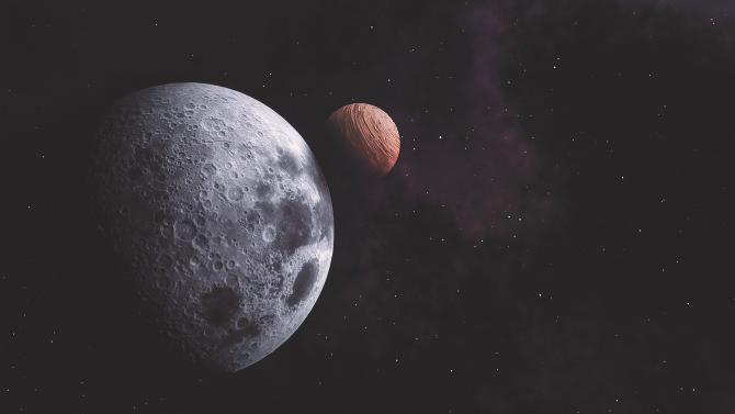 Viața pe Ceres este mai plauzibilă decât pe Lună sau pe Marte, afirmă un cercetător. Sursă foto: Pixbay