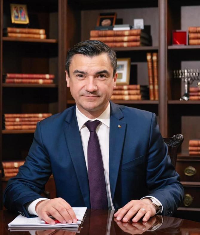 Mihai Chirica, primarul Municipiului Iași, a fost trimis în judecată. Foto: Facebook / Mihai Chirica.