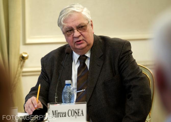 Mircea Coşea, avertisment pentru Guvernul Cîţu