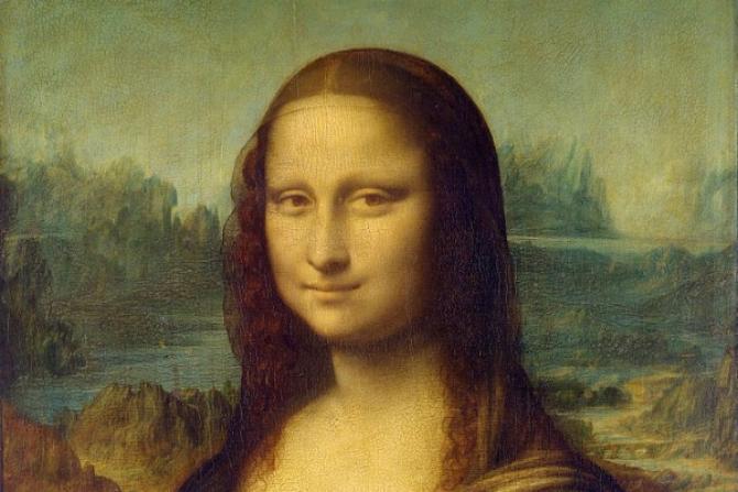 Mona Lisa de București