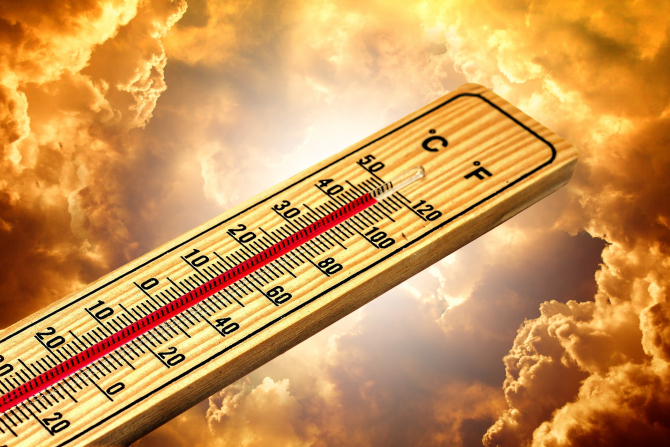 nasa 2020 cel mai cald an masuratori Sursa foto: Pixbay