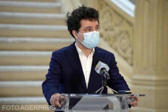 Nicușor Dan, declarații după incendiul de la Balș