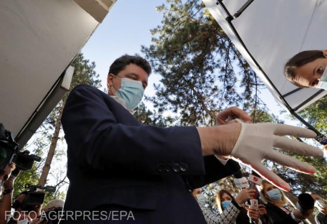 Nicușor Dan anunță închiderea spitalului modular de la Pipera