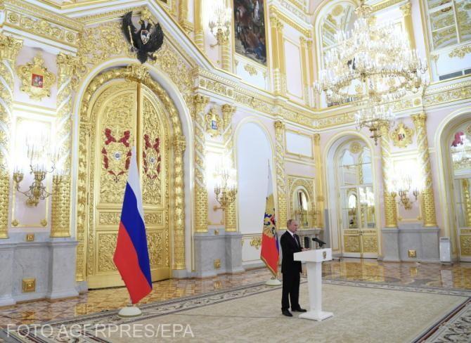 Palatul lui Putin, prezentat de Aleksei Navalnîi, ar fi al unui fost partener de judo al președintelui. Foto cu caracter ilustrativ.