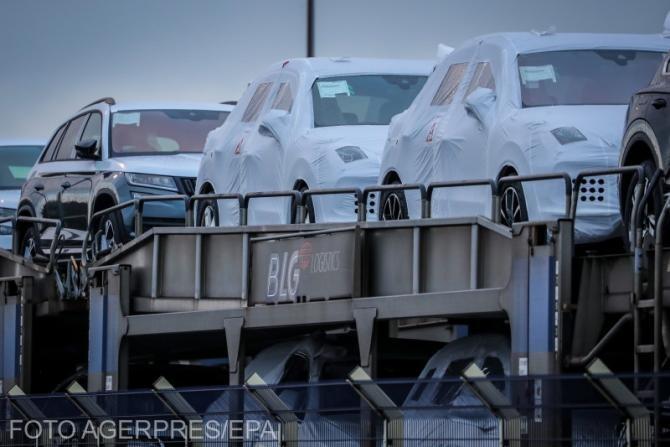 Peste 14.000 de mașini marca Skoda, rechemate în service. Foto cu cracter ilustrativ.