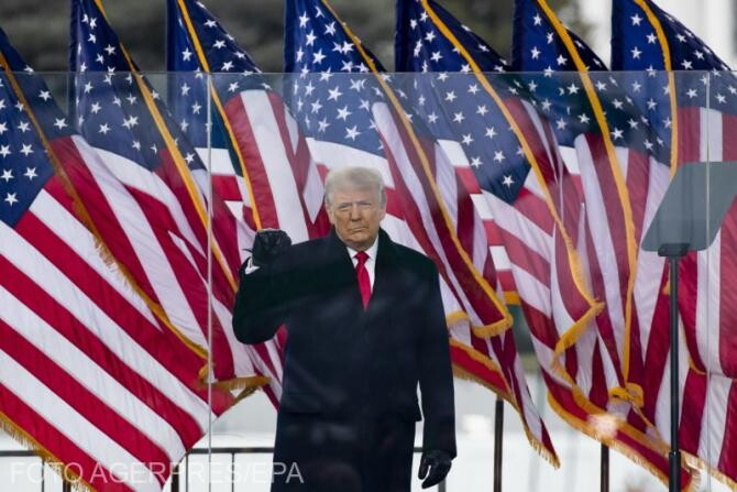 Planul lui Trump pentru recâştigarea majorităţii în Cameră de către republicani la alegerile pentru Congres în 2022