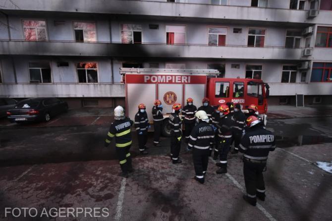 Voiculescu, despre cauza incendiului de la Matei Balş