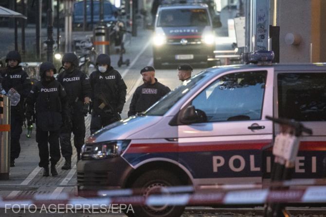 protest anti covid19 viena politia intervine