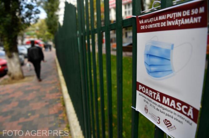 Alexandru Rafila a vorbit despre redeschiderea școlilor în România / Foto Agerpres