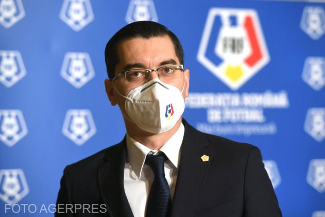 Președintele FRF, Razvan Burleanu, candidează pentru Consiliul FIFA