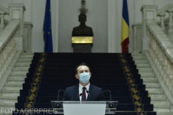 Relaxări București. Cîţu: Nu pot să am o altă opinie! Au fost luate pe legislaţia în vigoare! / Foto Agerpres