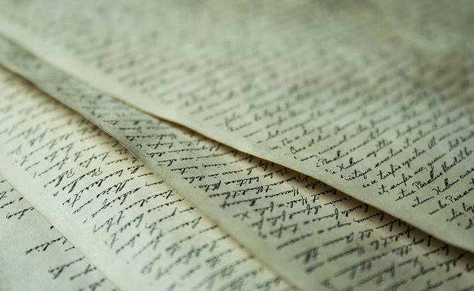 Povestea manuscriselor scrise citeţ din redacţia Ziarului Timpul, cu Eminescu, Caragiale şi Slavici. Sursa: Pixabay