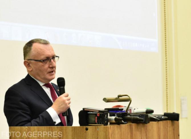 Sorin Cîmpeanu, ministrul Educației în Guvernul Cîțu
