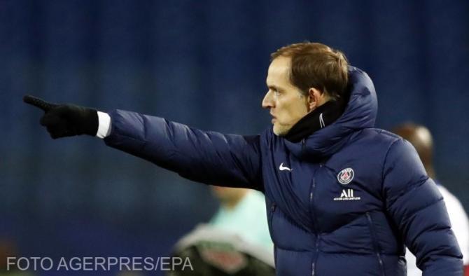 Thomas Tuchel este noul antrenor al echipei Chelsea Londra