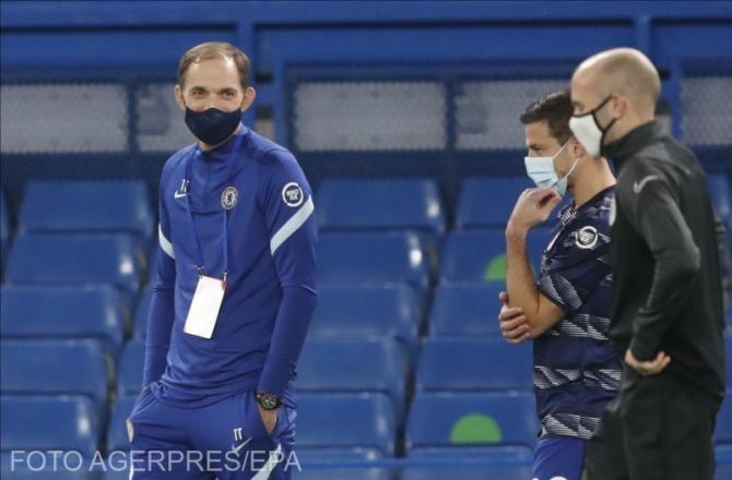 Tuchel începe cu probleme la Chelsea, formație fără victorie în PL din decembrie