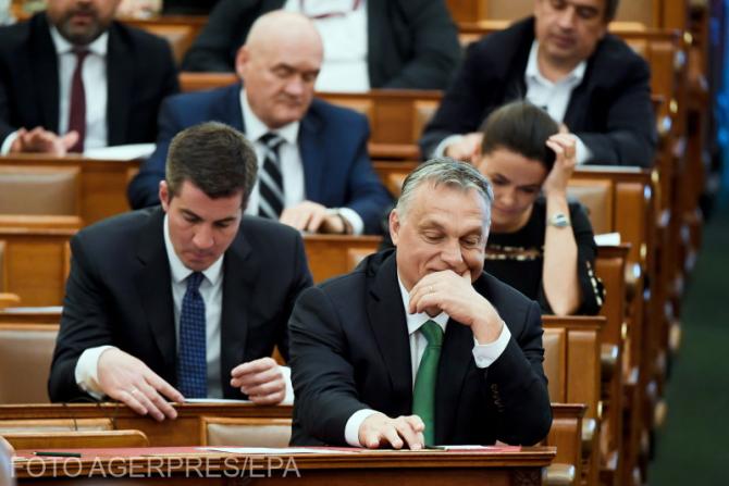 ungaria da vina pe comisia europeana pentru restrictiile impuse de budapesta se misca scandalos de incet