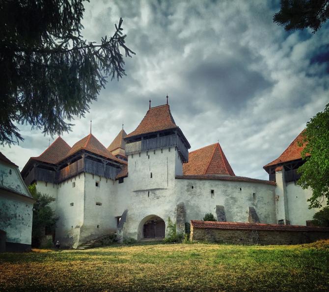 Viscri intră în recondiționare. CJ Brașov investește 3 milioane de lei / Sursă foto: Pixbay