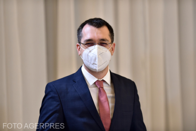 Vlad Voiculescu isi pune cenusa in cap