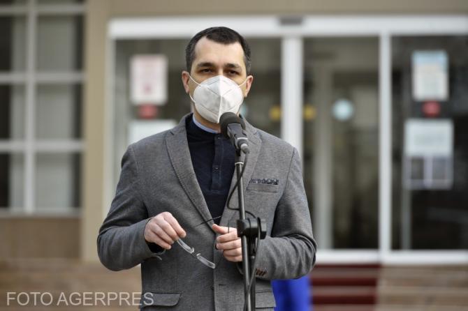 """Vlad Voiculescu a reacționat cu privire la vaccinarea """"peste rând"""" de la Spitalul Buftea. Foto cu caracter ilustrativ."""