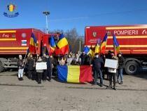 Ajutor umanitar în Republica Moldova. Vlad Bilețchi: România și-a reconfirmat statutul de frate  /  Sursă foto: Unirea ODIP Facebook