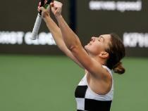 Australian Open. Simona Halep, după victoria cu Lizette Cabrera: Îmi place aici, îmi place să joc împotriva australienilor