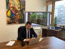 Foto: Csaba Borbely, preşedinte CJ Harghita