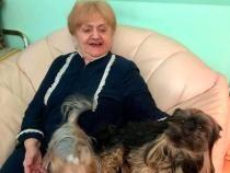 Camelia Mitoșeru, din nou la spital / Facebook Mihai Mitoșeru, arhivă