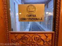 CCR discută pe 24 martie o sesizare privind desfiinţarea Institutului Revoluţiei Române din Decembrie 1989