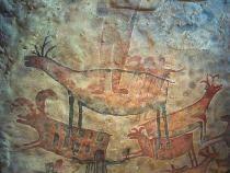 Cea mai veche pictură rupestră a unui cangur, veche de 17.000 de ani, descoperită în Australia / Foto cu caracter ilustrativ:  Pixbay