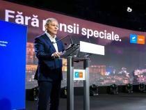 Anularea pensiilor speciale pentru parlamentari, subiect de campanie electorală