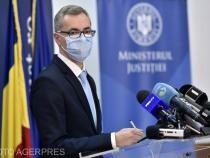 Foto: Stelian Ion, ministrul Justiției