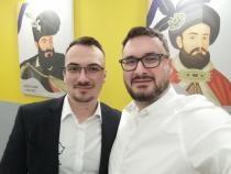 Dan Tanasă (AUR): Cu siguranță vom vota o moțiune împotriva ministrului Voiculescu  /  Sursă foto: Facebook Dan Tanasă