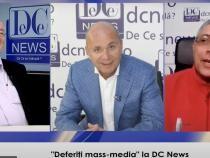 Deferiți mass-media, la DCNews și DCNewsTV