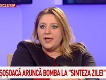 Diana Șoșoacă / Captură Antena 3
